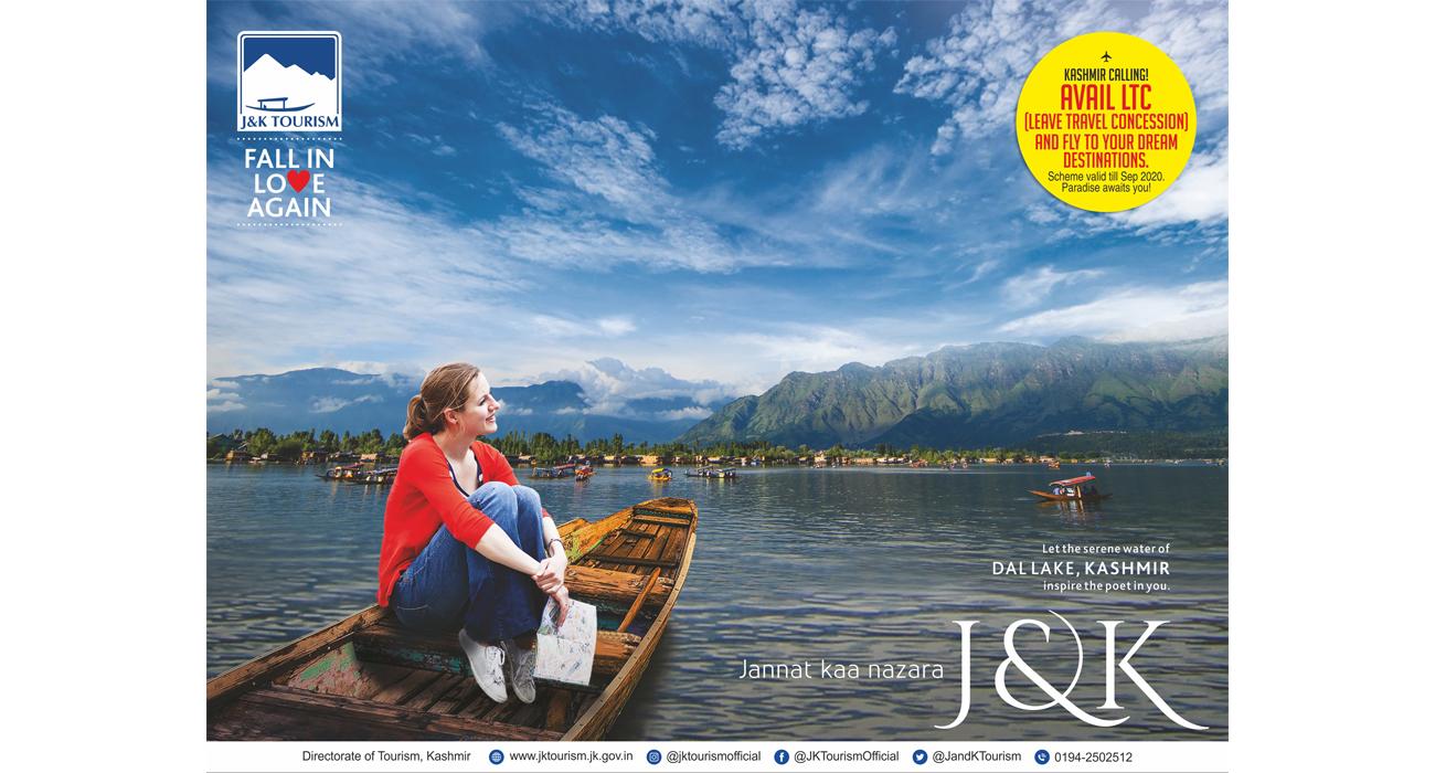1. J&K Tourism