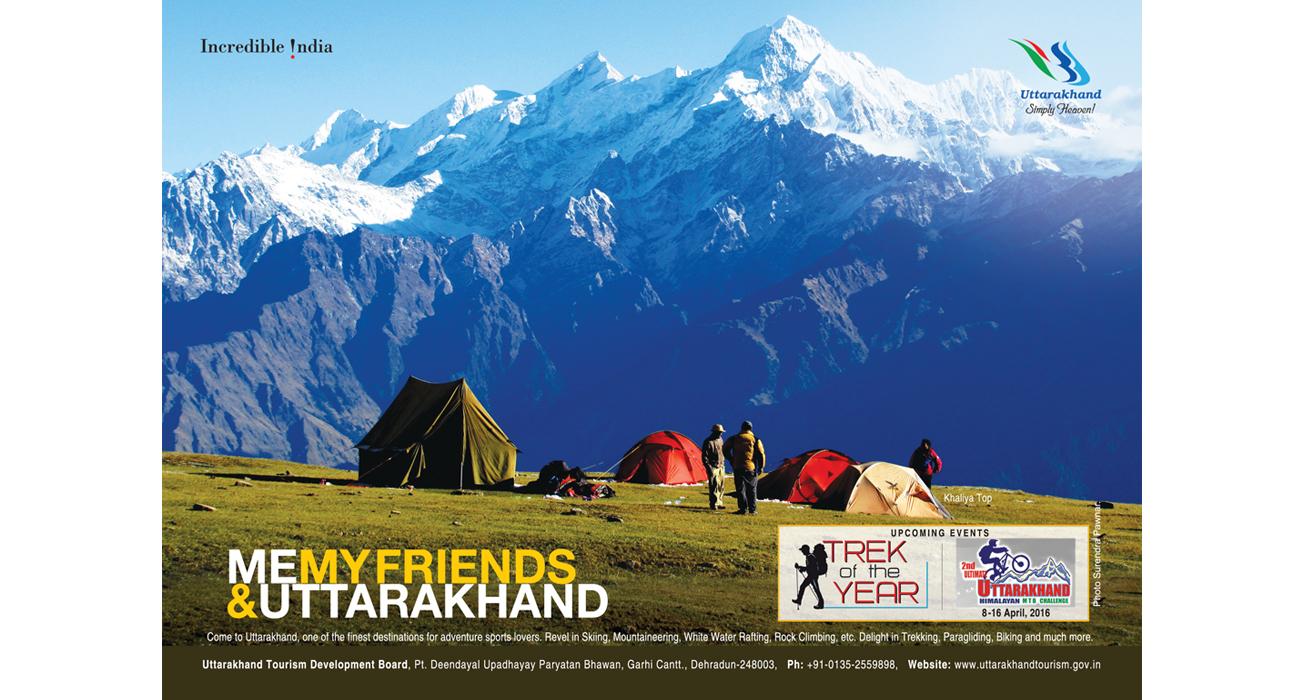 12. Uttarakhand Tourism