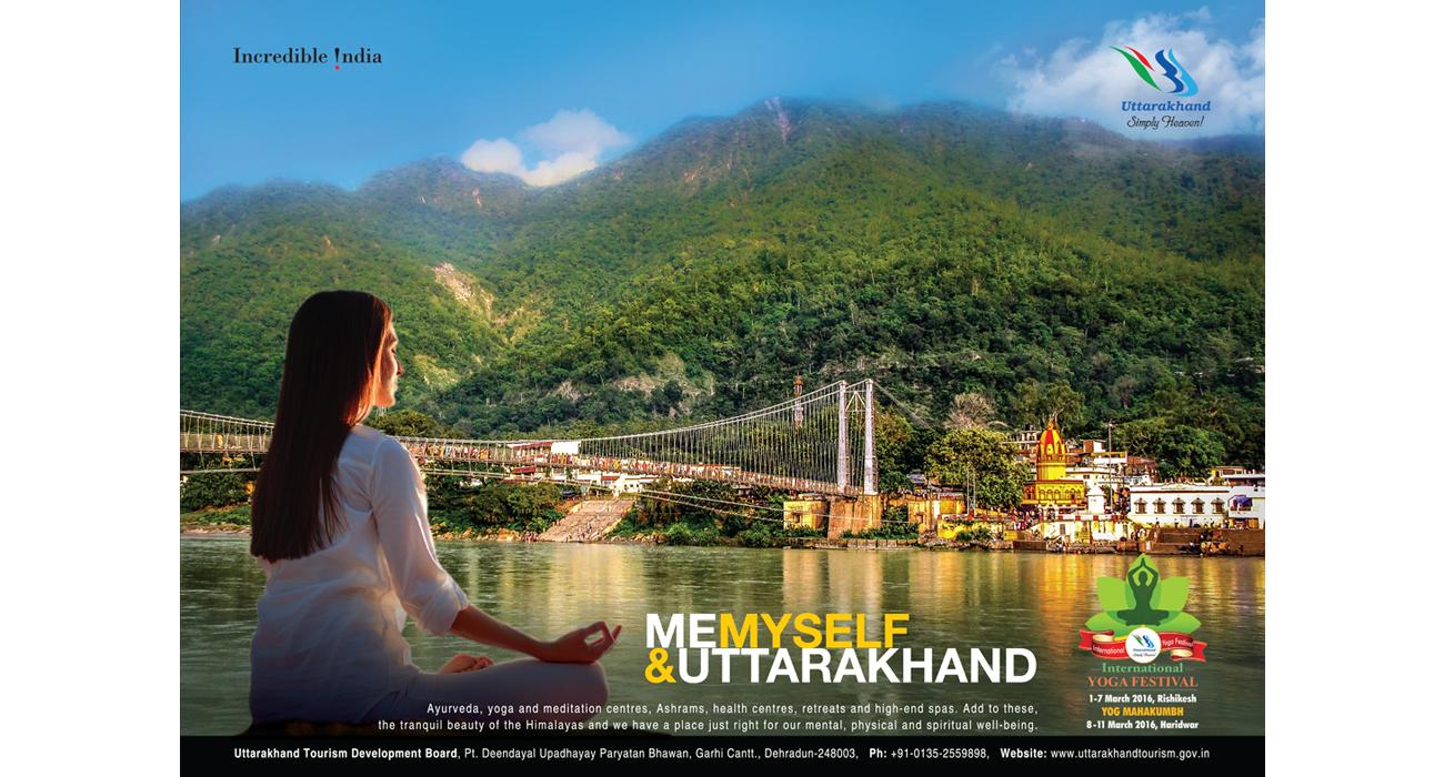 14. Uttarakhand Tourism