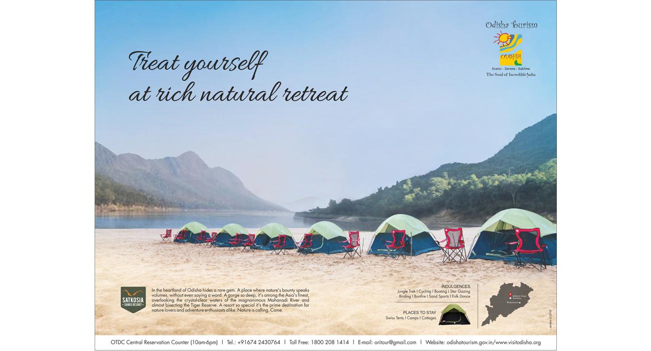 33. Odisha Tourism