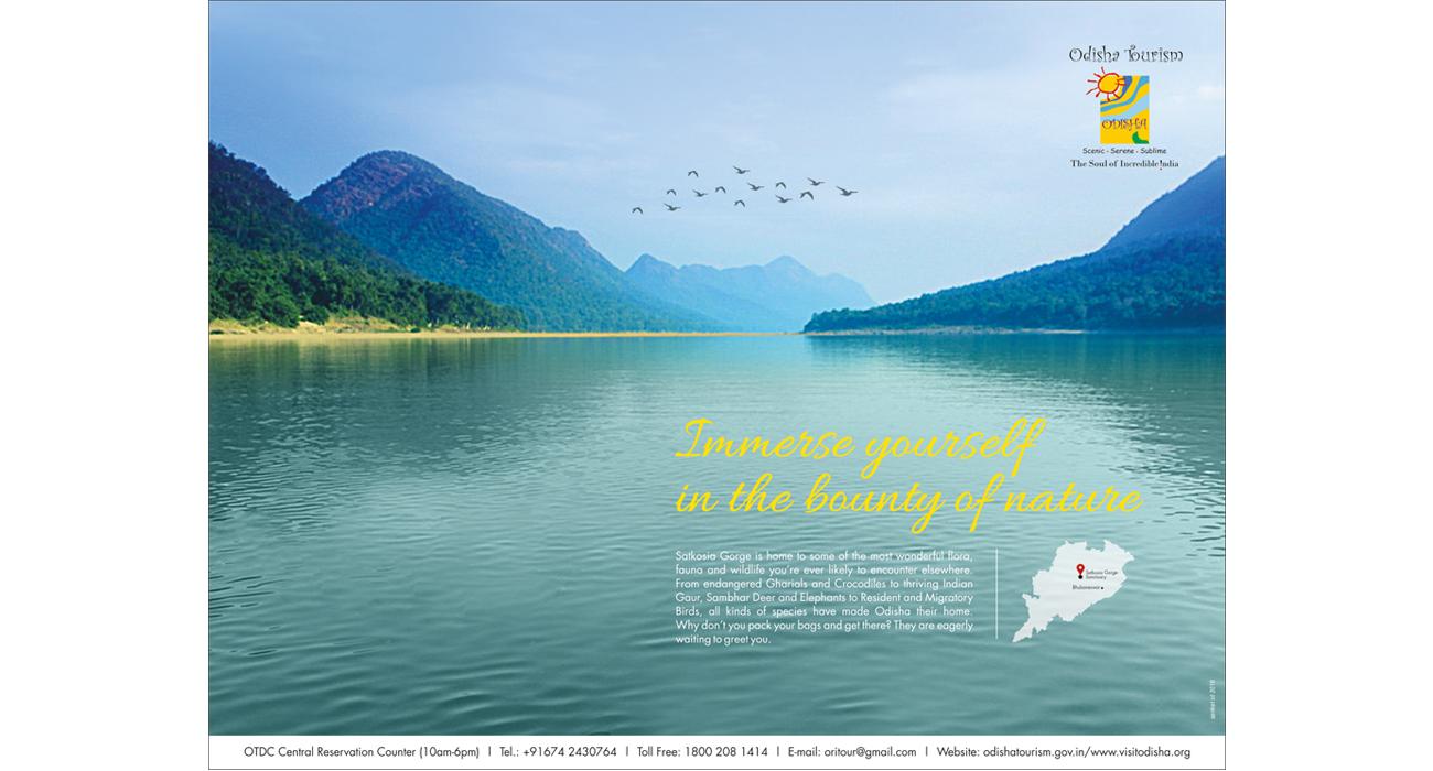 34. Odisha Tourism