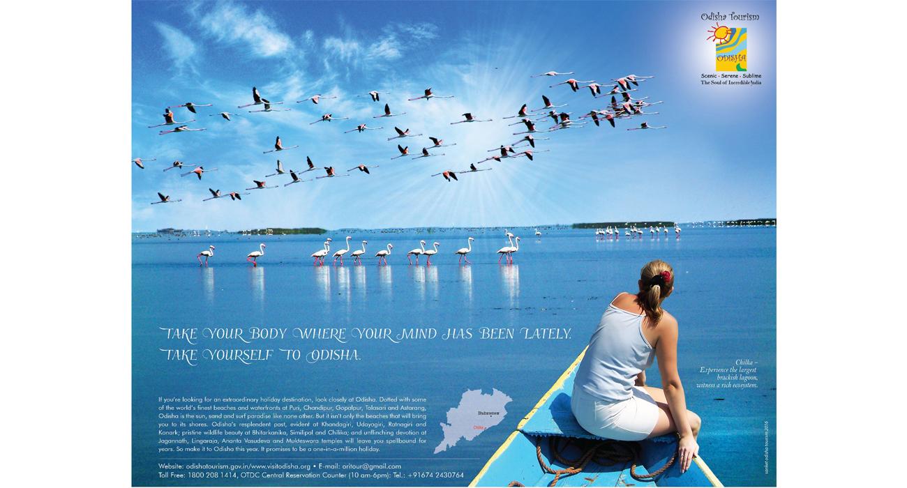 36. Odisha Tourism