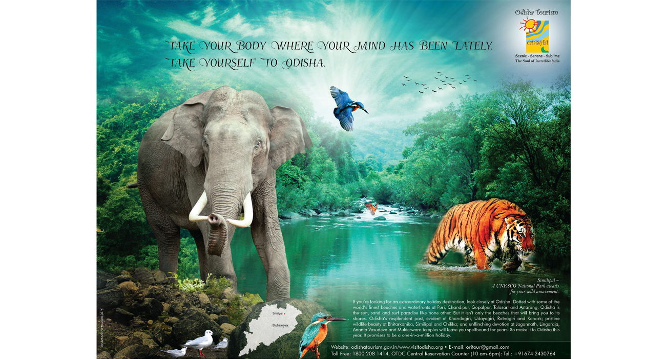 37. Odisha Tourism