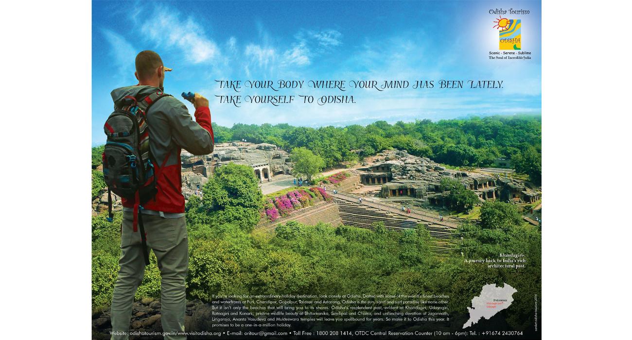 38. Odisha Tourism
