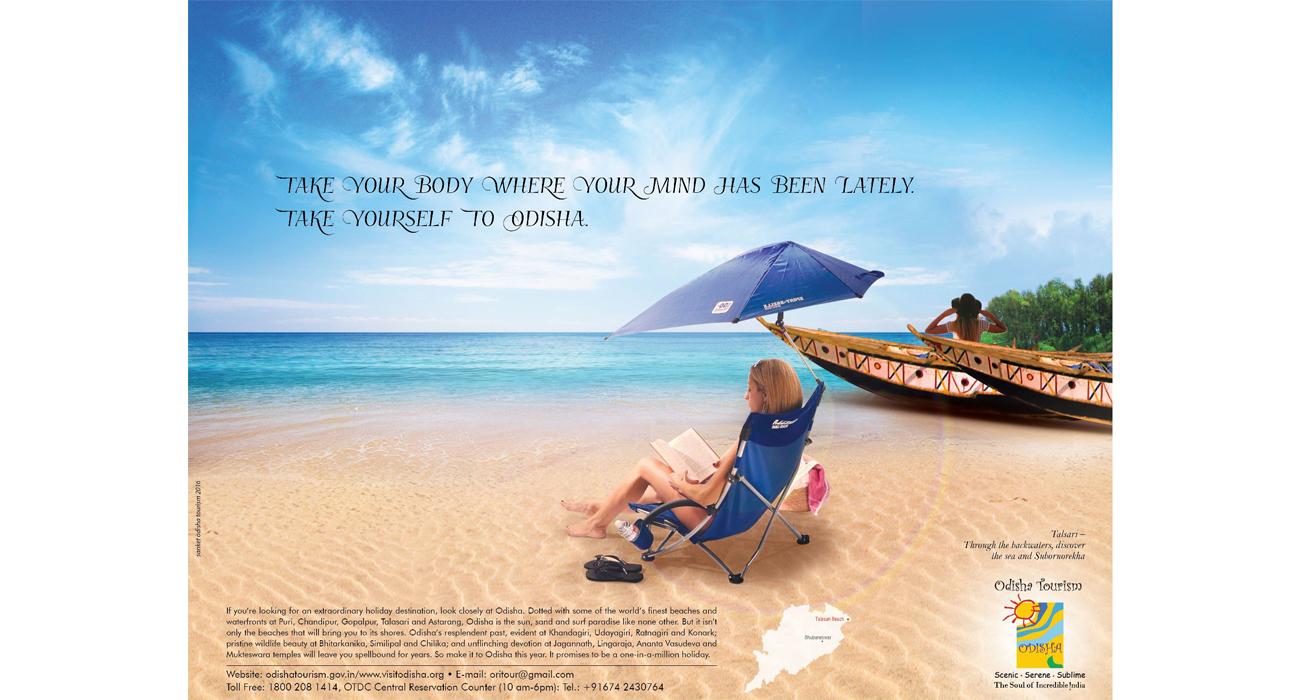 40. Odisha Tourism