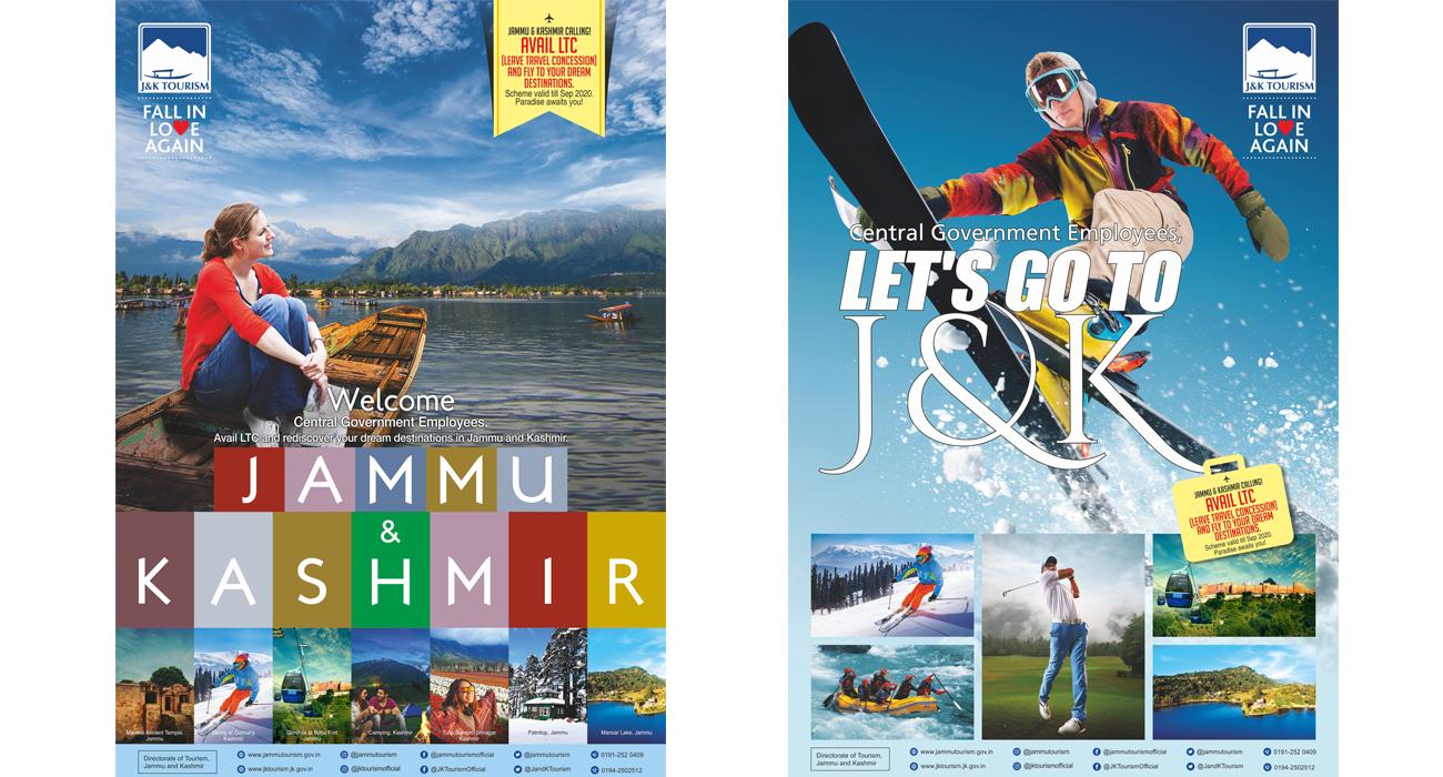 5. J&K Tourism