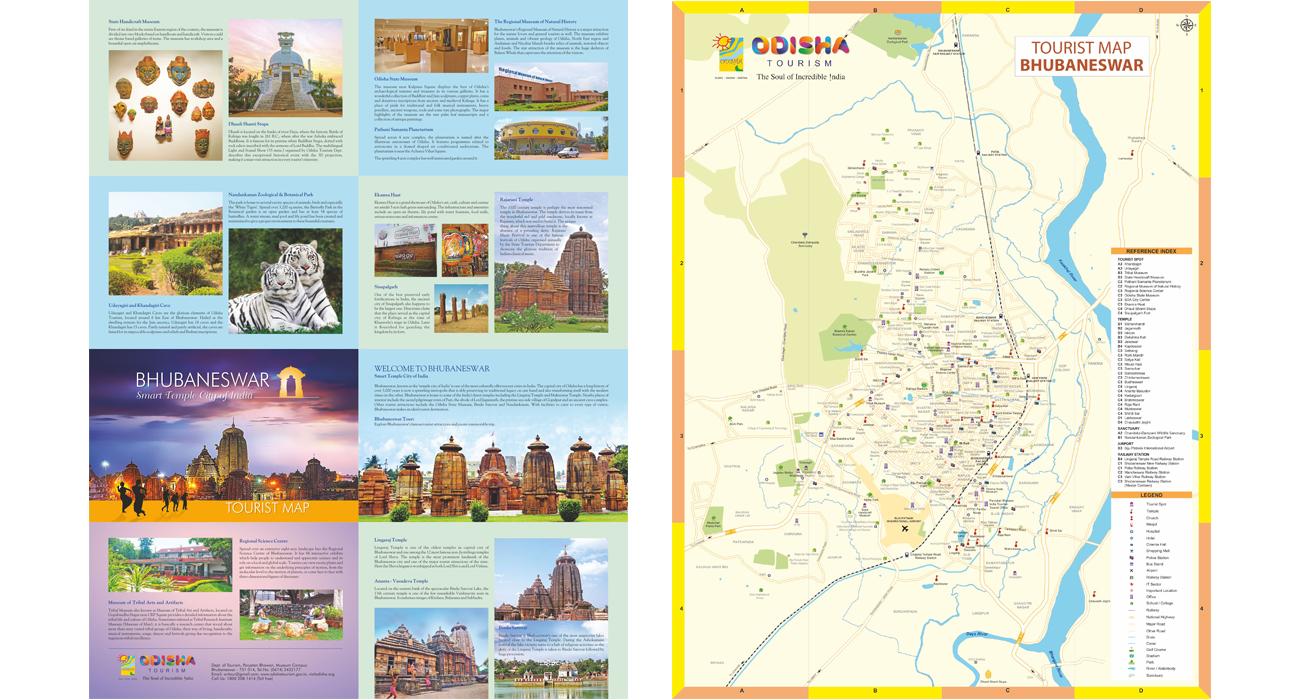 50. Odisha Tourism