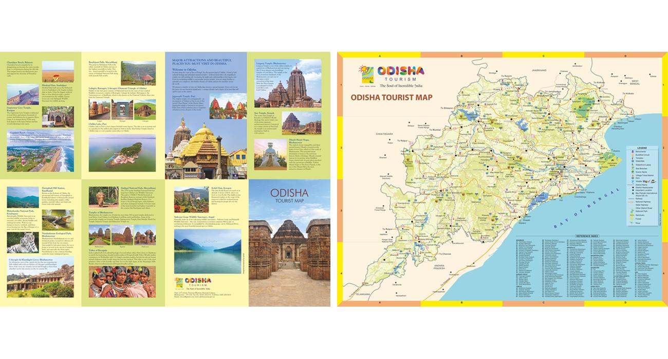 53. Odisha Tourism