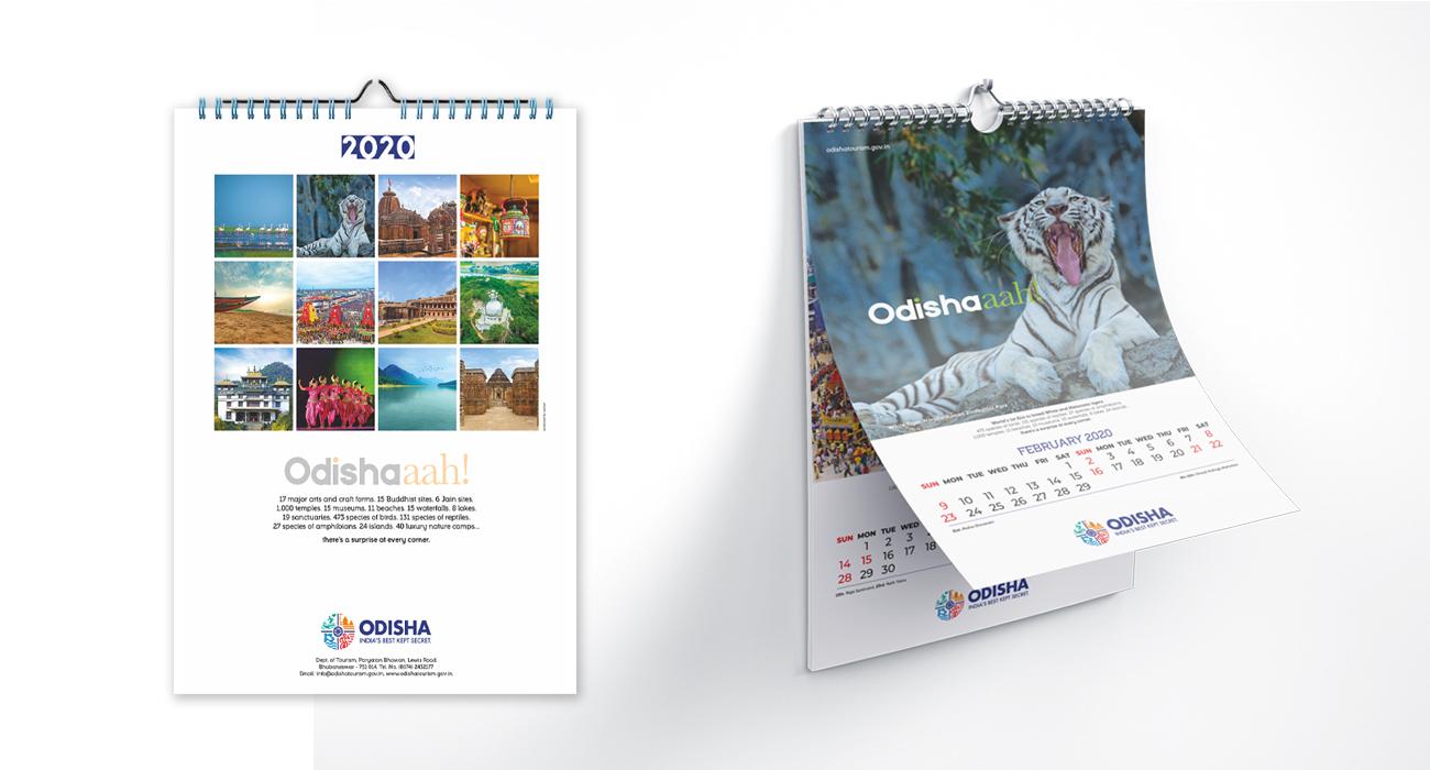 54. Odisha Tourism
