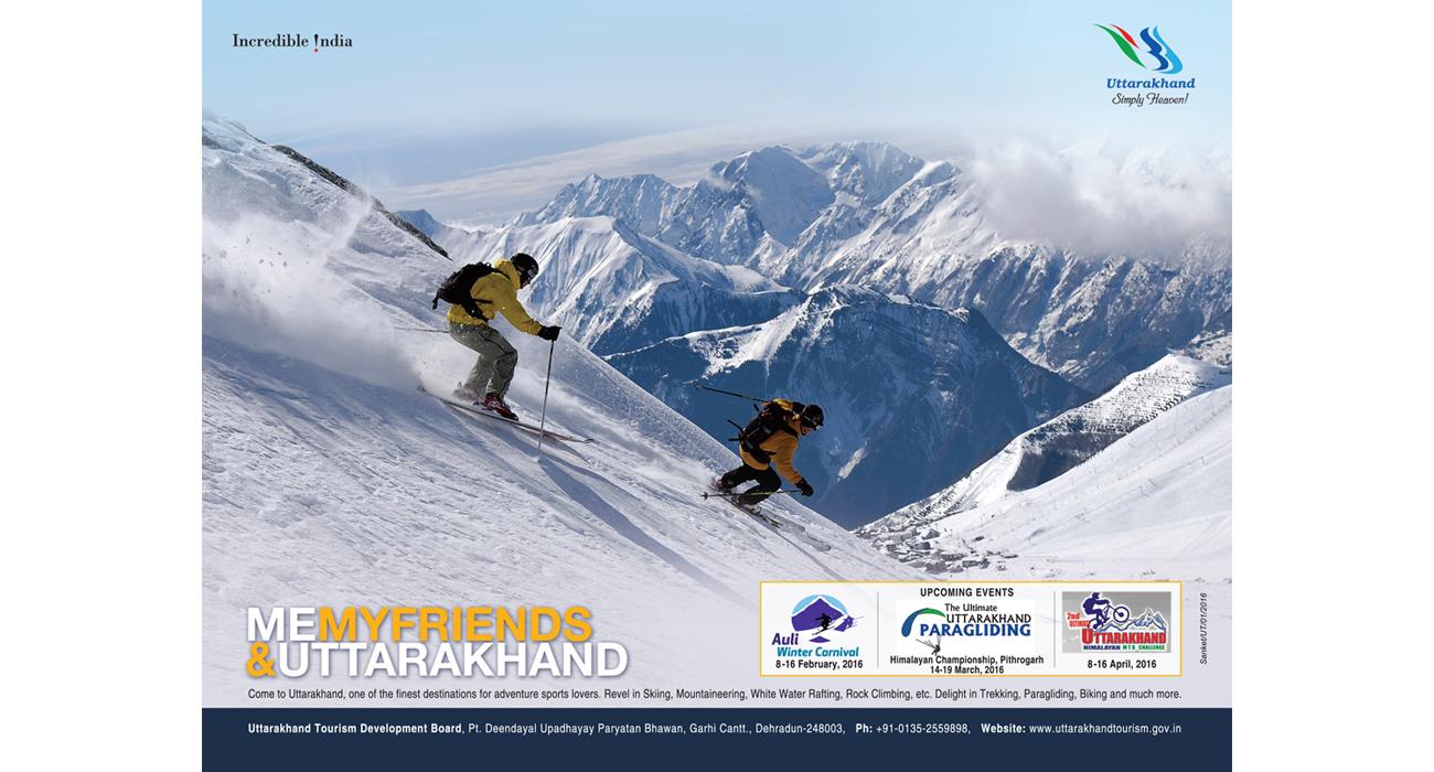 9. Uttarakhand Tourism