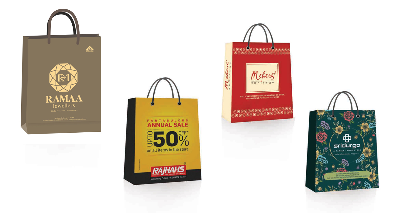 Packaging-20 Bags